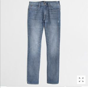 JCrew Men's Sutton Jeans Size 34x34